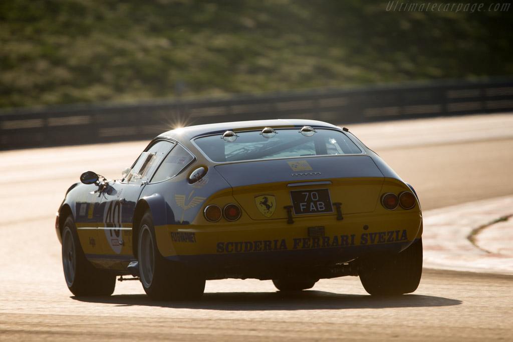 Ferrari 365 GTB/4 Daytona Group 4 - Chassis: 13219 - Driver: Tim Summers / Nigel Greensall  - 2014 Dix Mille Tours