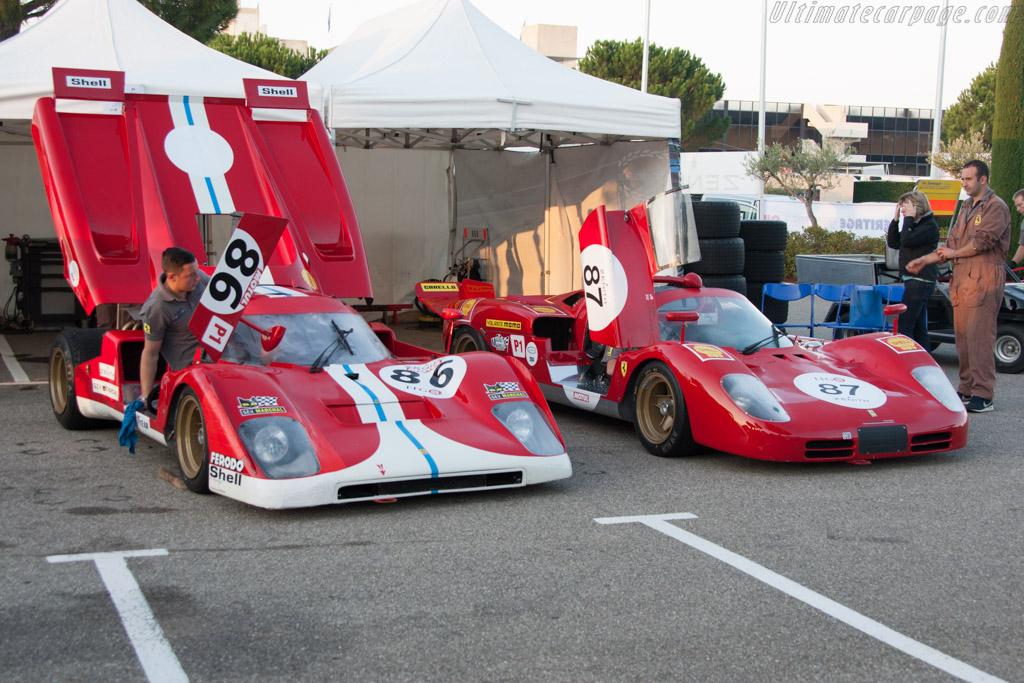 Ferrari 512M - Chassis: 1004 - Entrant: Peter Read  - 2014 Dix Mille Tours