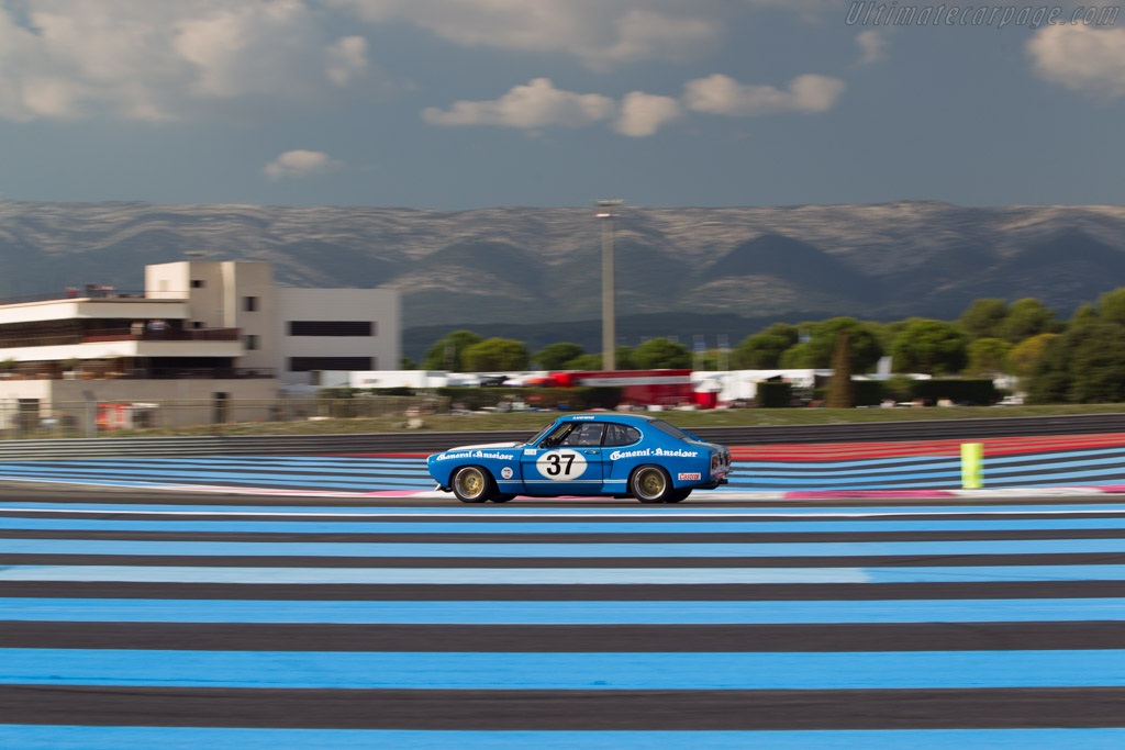 Ford Capri 2600 RS - Chassis: GAEGKA86116 - Driver: Ivor Dunbar  - 2014 Dix Mille Tours