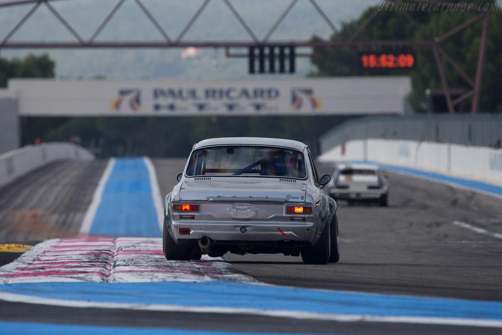 Ford Escort 1600 RS - Chassis: BFATLI 70393 - Driver: Fabrice Mestrot / Jose da Rocha  - 2014 Dix Mille Tours