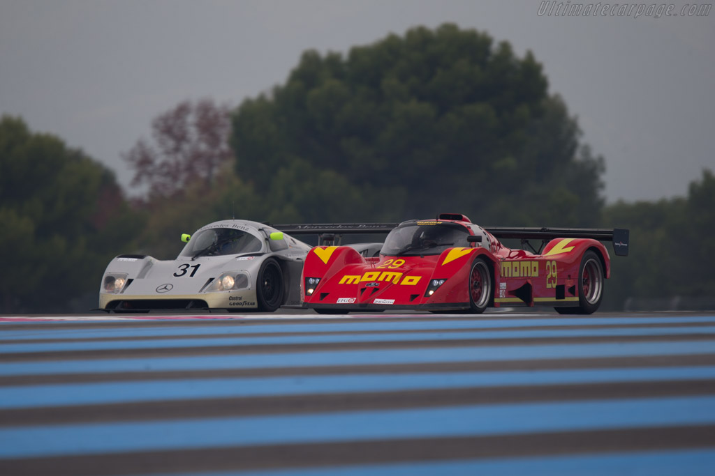 Gebhardt C91 Cosworth - Chassis: 901 - Driver: Frank Lyons  - 2014 Dix Mille Tours