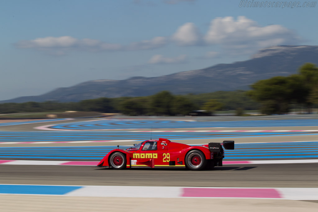 Gebhardt C91 Cosworth - Chassis: 901 - Driver: Michael Lyons  - 2014 Dix Mille Tours
