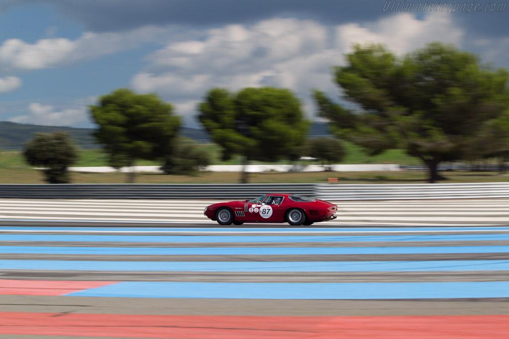 ISO Grifo A3/C - Chassis: B 0205 - Driver: Dominique Vananty / Olivier de Siebenthal  - 2014 Dix Mille Tours