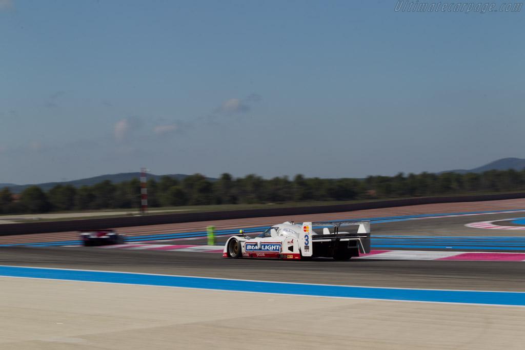 Jaguar XJR-16 - Chassis: JV6 C 191 - Driver: Richard Eyre  - 2014 Dix Mille Tours