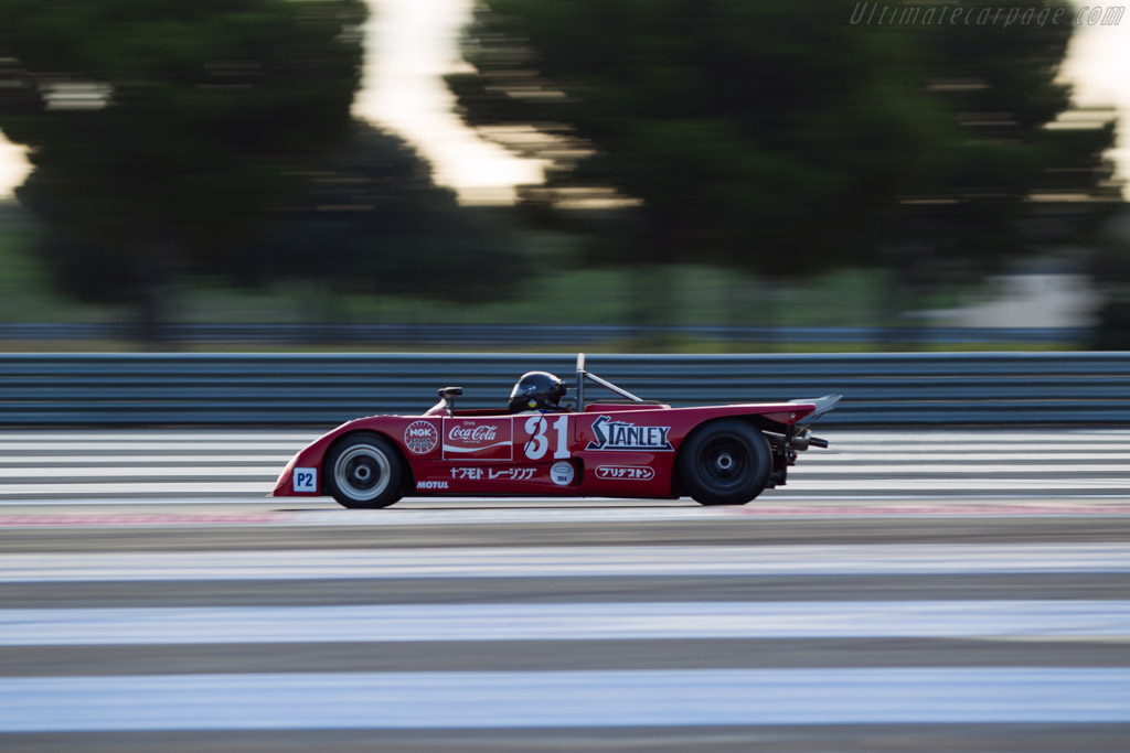 Lola T280 Cosworth - Chassis: HU3 - Driver: Carlos Barbot  - 2014 Dix Mille Tours