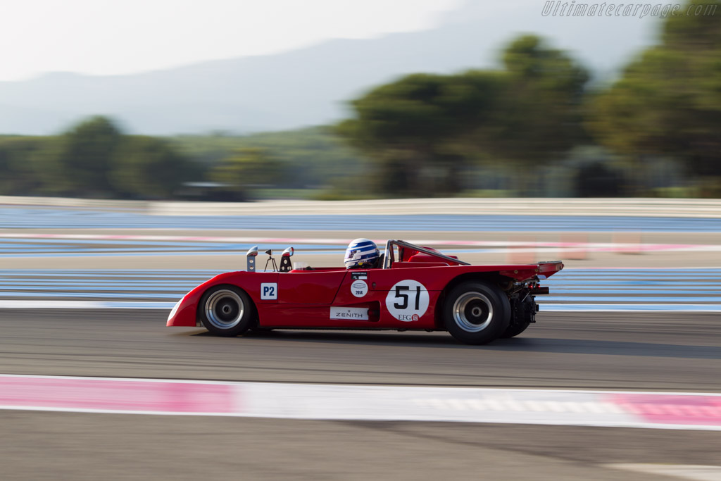 Lola T290 Cosworth - Chassis: HU34 - Driver: Gianluca Rattazzi  - 2014 Dix Mille Tours