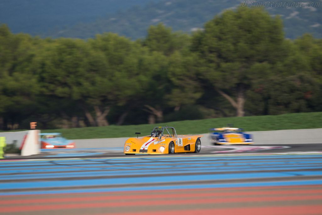 Lola T290 DFV - Chassis: 1LS593 - Driver: Philippe Scemama  - 2014 Dix Mille Tours