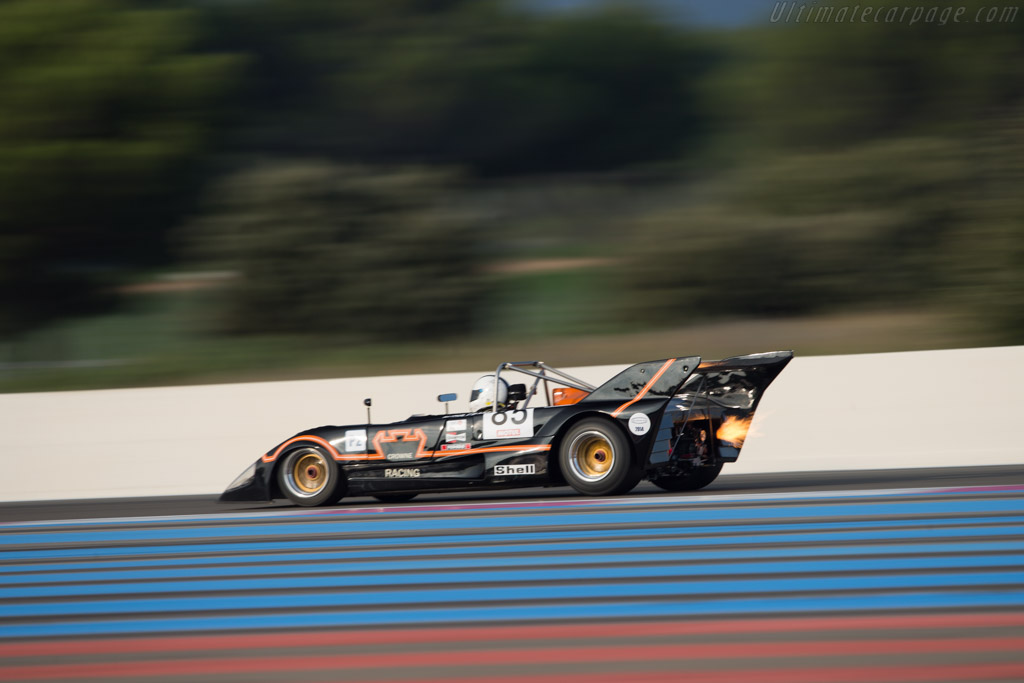 Lola T292 Cosworth - Chassis: HU55 - Driver: Mike Catlow / Tony Sinclair  - 2014 Dix Mille Tours