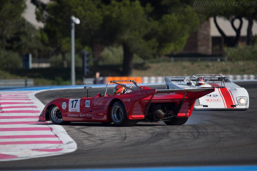 Lola T298 BMW - Chassis: HU97 - Driver: Patrice Lafargue  - 2014 Dix Mille Tours