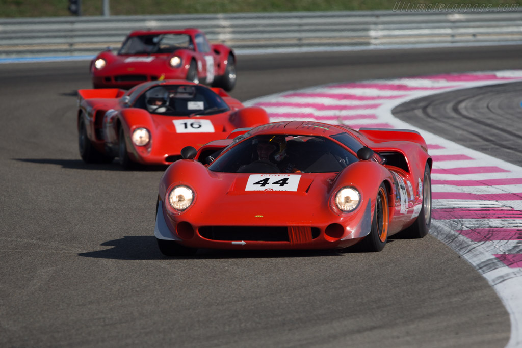 Lola T70 Mk3 Coupe - Chassis: SL73/133 - Driver: David Ferrer  - 2014 Dix Mille Tours