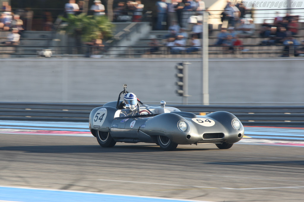 Lotus 15 Climax - Chassis: 610 - Driver: Eric Mestdagh  - 2014 Dix Mille Tours