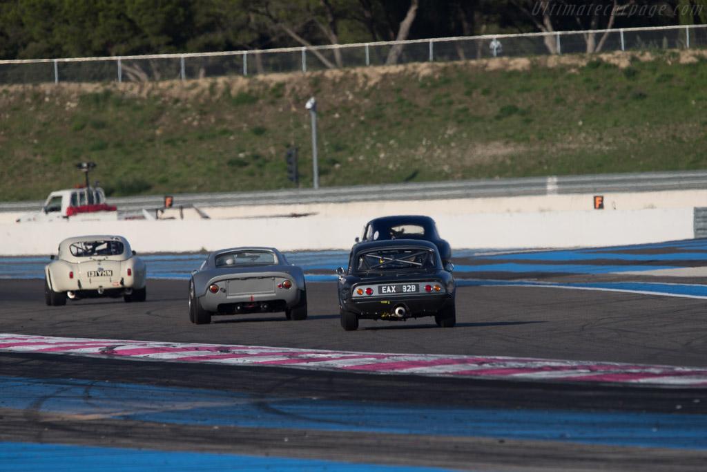 Lotus Elan 26R - Chassis: 26-R-9 - Driver: Grant Tromans / Richard Meaden  - 2014 Dix Mille Tours