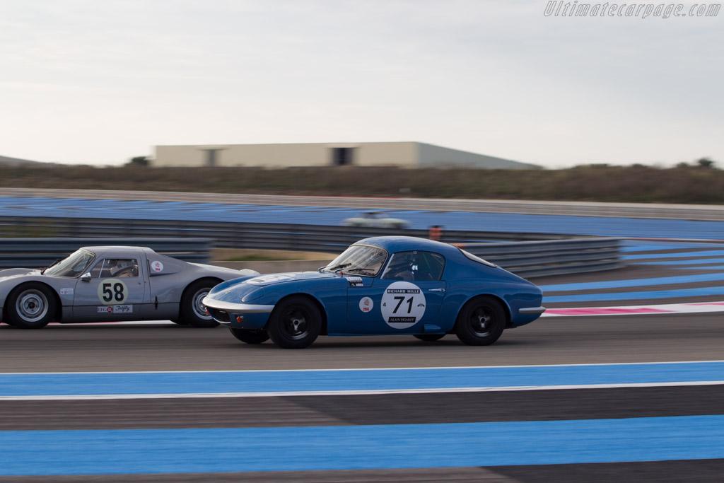 Lotus Elan 26R Shapecraft - Chassis: 26R-7 - Driver: Ivor Dunbar / Mike Humphreys - 2014 Dix Mille Tours