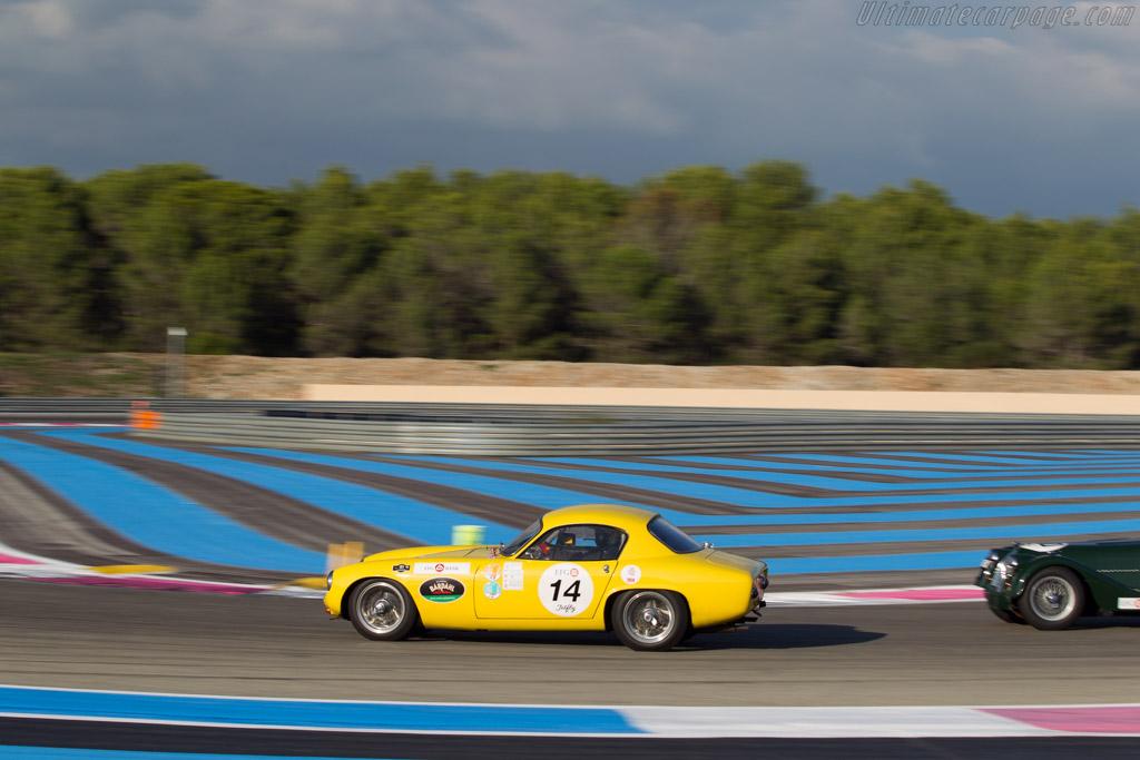 Lotus Elite - Chassis: 1191 - Driver: Jan Gijzen  - 2014 Dix Mille Tours