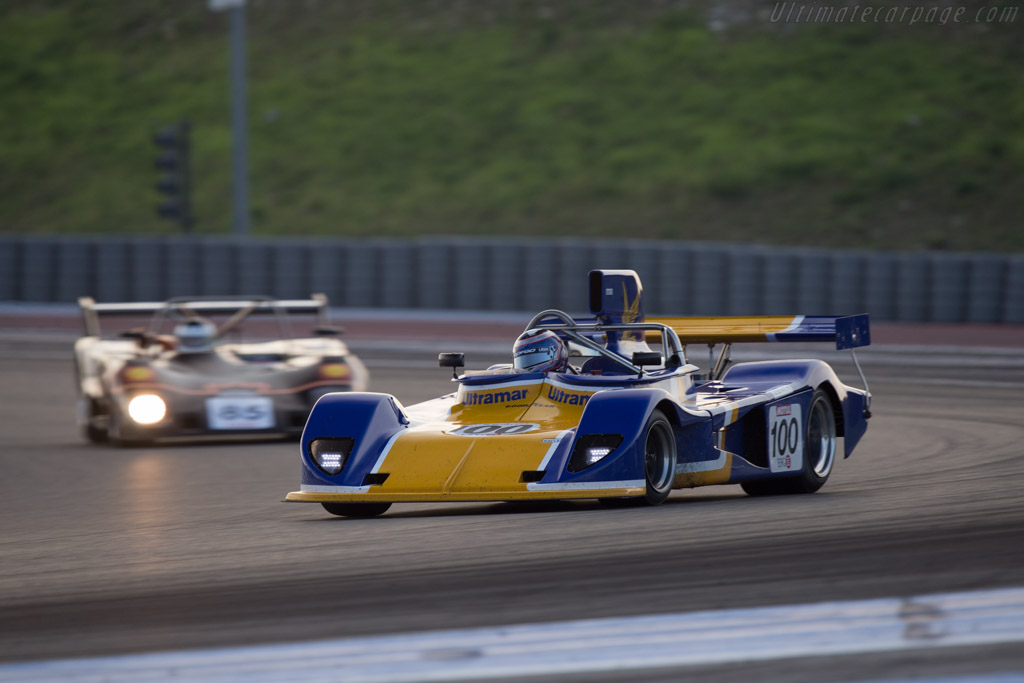 March 76S Cosworth - Chassis: 76S/3 - Entrant: Paul Knapfield - Driver: Jamie Campbell Walter  - 2014 Dix Mille Tours