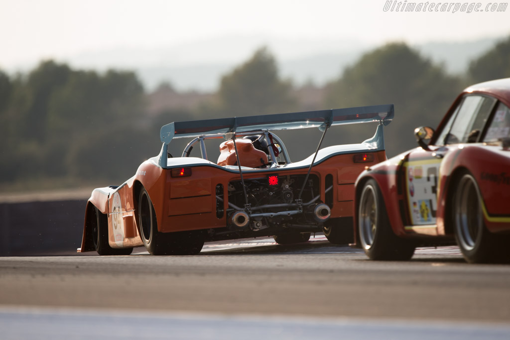 Mirage GR7 Cosworth - Chassis: GR7/704 - Entrant: ROFGO Collection - Driver: Roald Goethe  - 2014 Dix Mille Tours