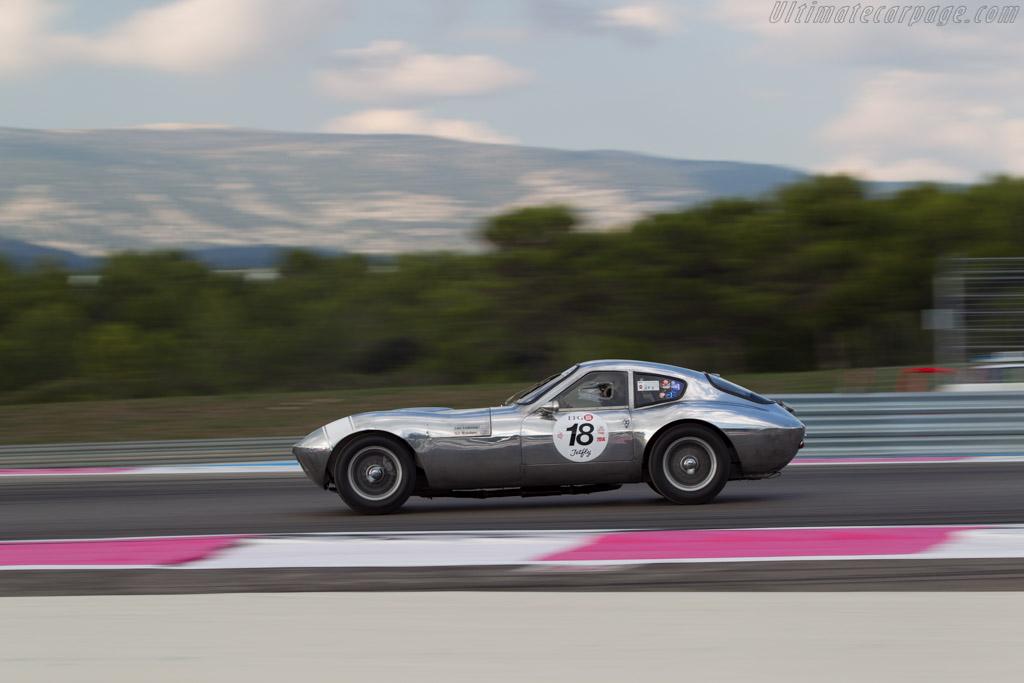 Morgan Plus 4 SLR - Chassis: SLR4 - Driver: John Emberson / Bill Wykeham  - 2014 Dix Mille Tours