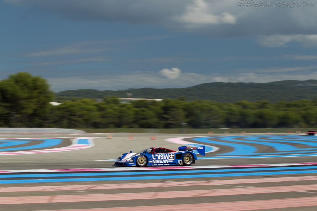 Nissan R90CK - Chassis: R90C/5 - Driver: Katsu Kubota / Joaquin Folch-Rossinol  - 2014 Dix Mille Tours