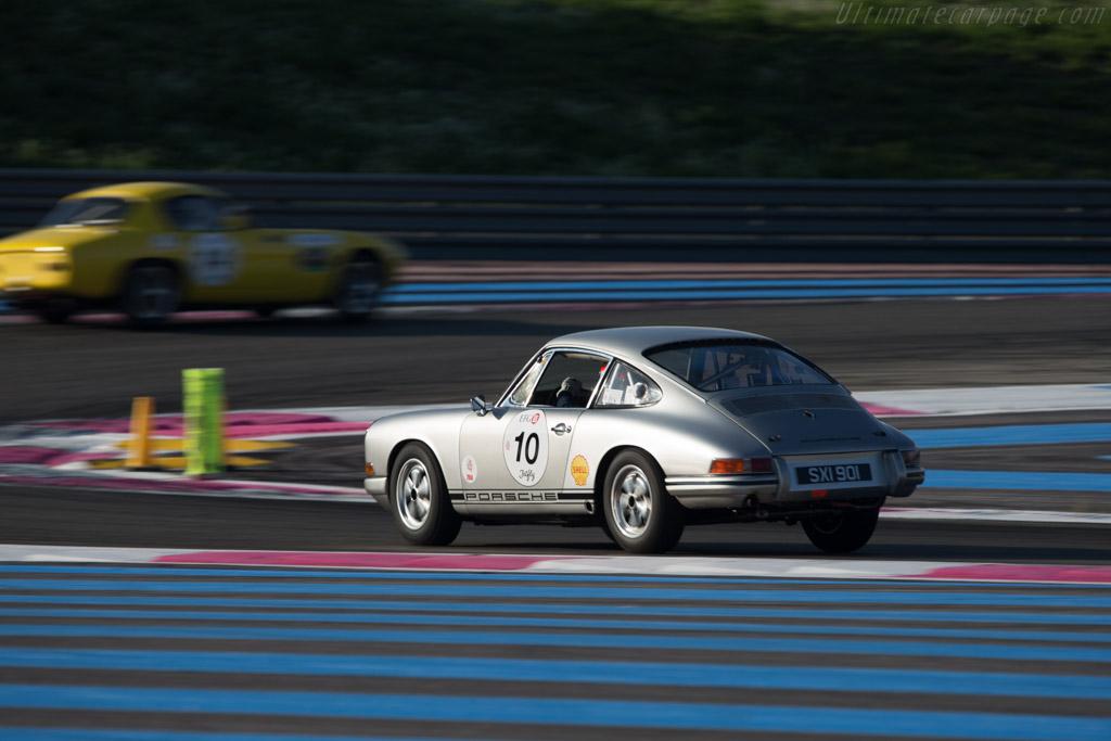 Porsche 901 - Chassis: 300241 - Driver: Pascal Pandelaar - 2014 Dix Mille Tours