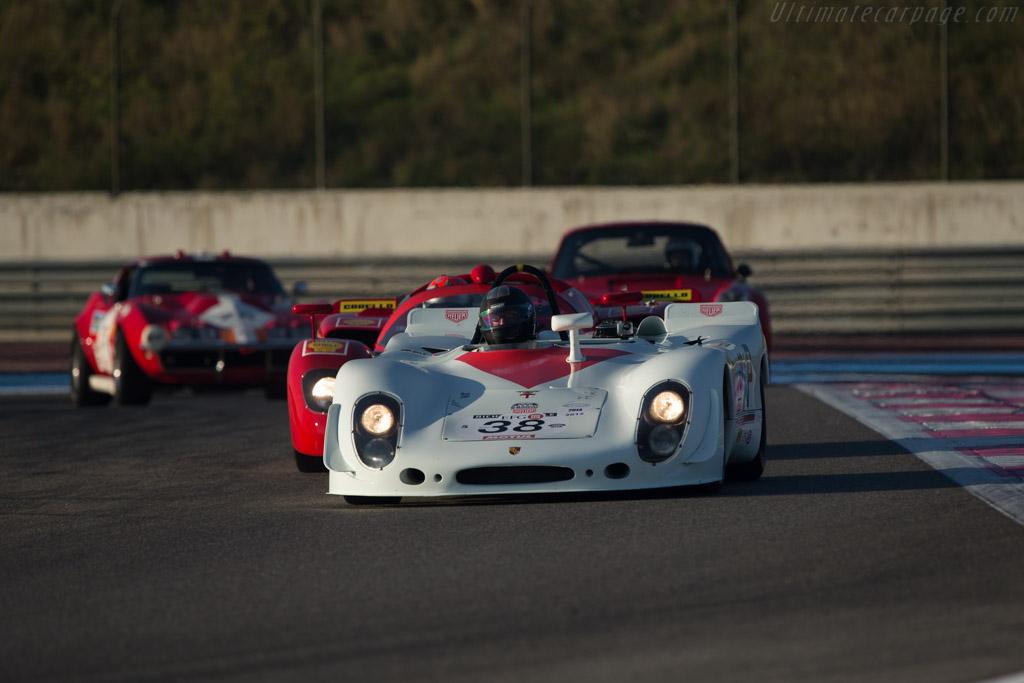 Porsche 908/2 - Chassis: 908/02-018 - Driver: Robert Fink  - 2014 Dix Mille Tours