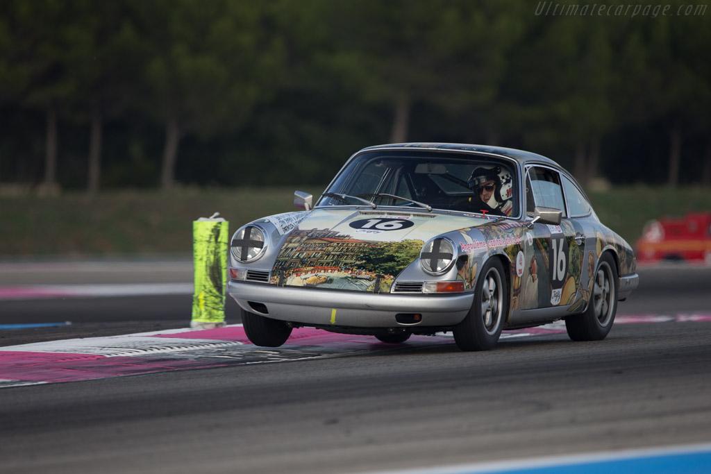 Porsche 911 - Chassis: 304266 - Driver: Damien Kohler  - 2014 Dix Mille Tours
