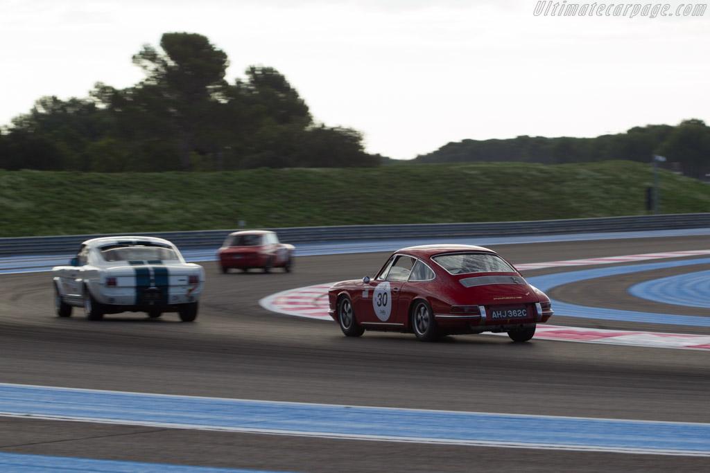 Porsche 911 - Chassis: 303943 - Driver: Didier Denat  - 2014 Dix Mille Tours