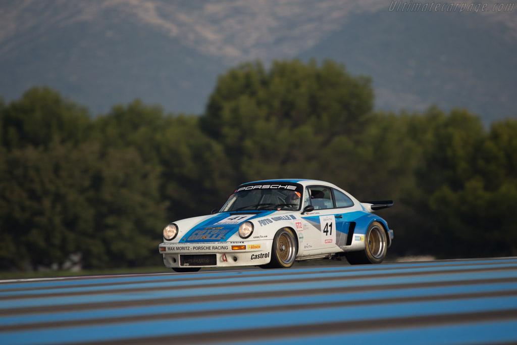 Porsche 911 Carrera RSR 3.0  - Driver: Lionel Catala  - 2014 Dix Mille Tours