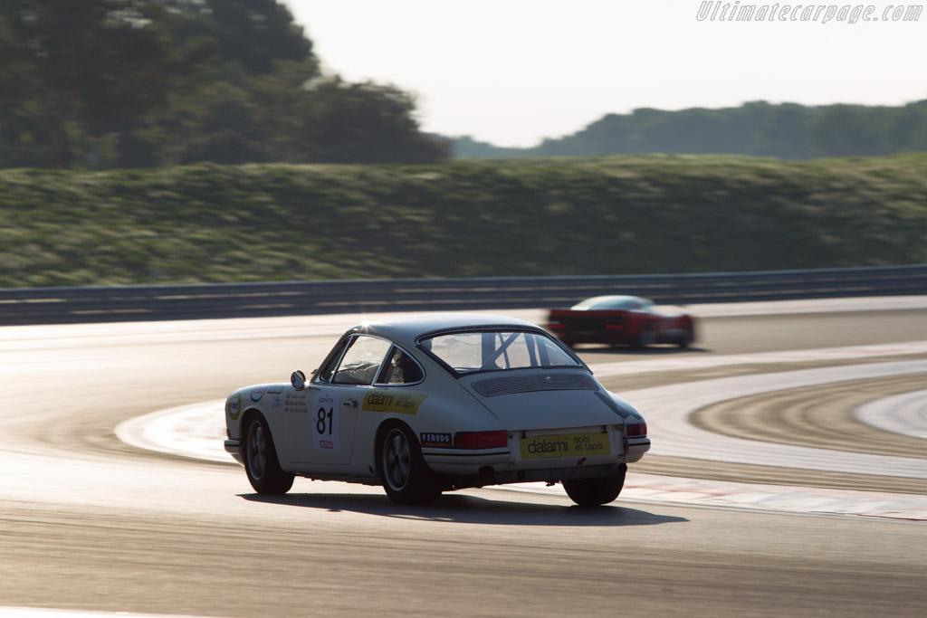 Porsche 911 T R Chassis 118 20 780 Driver Michael
