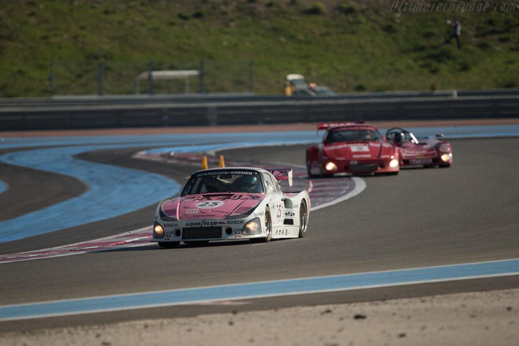 Porsche 935 K3 - Chassis: 001 0020 - Driver: Nicolas d'Ieteren  - 2014 Dix Mille Tours
