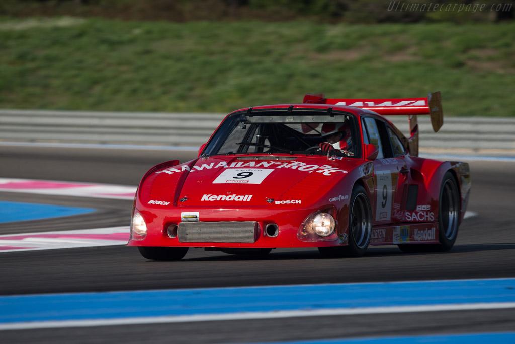 Porsche 935 K3 - Chassis: 009 0005 - Driver: Jean-Marc Merlin  - 2014 Dix Mille Tours