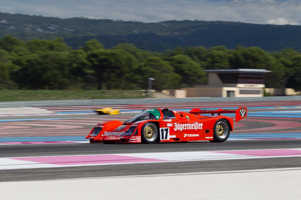 Porsche 962 BM - Chassis: 962-008BM - Driver: Christophe d'Ansembourg  - 2014 Dix Mille Tours