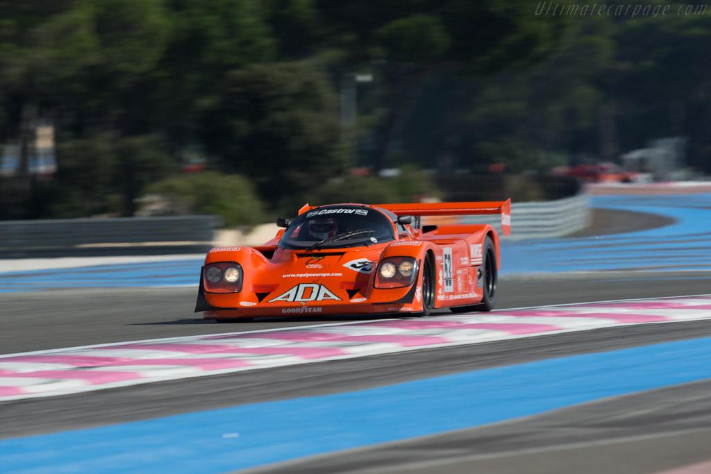 Porsche 962C - Chassis: RLR-202 - Driver: Jean-Marc Merlin  - 2014 Dix Mille Tours