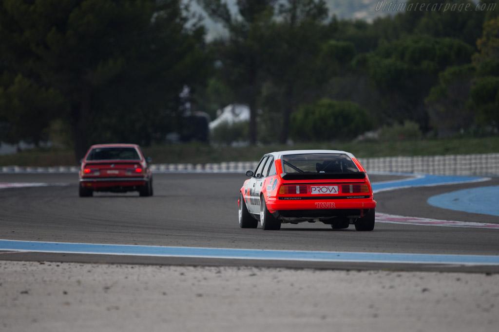 Rover TWR Vitesse - Chassis: TWR 001 - Driver: Richard Postins  - 2014 Dix Mille Tours