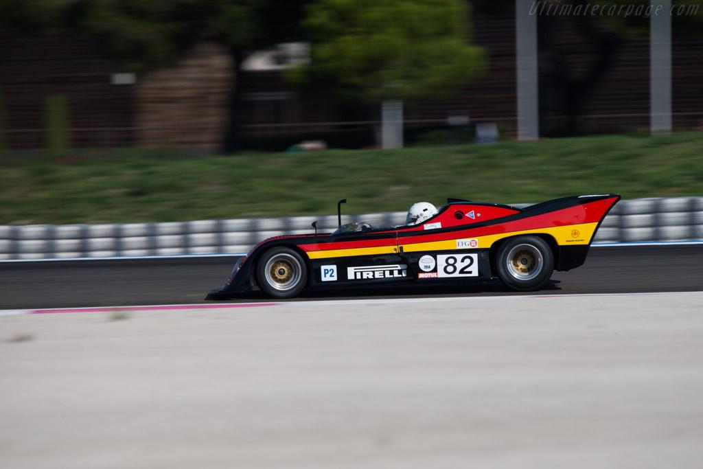 TOJ SC206 - Chassis: 7901 - Driver: Philipp Brunn  - 2014 Dix Mille Tours