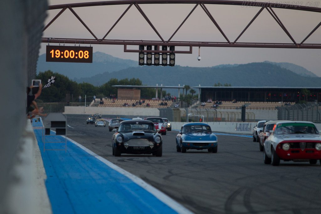 The Finish    - 2014 Dix Mille Tours