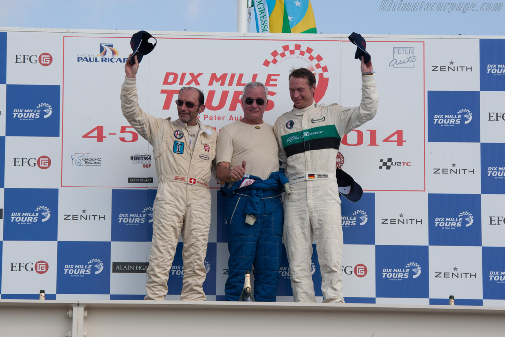 The Podium    - 2014 Dix Mille Tours
