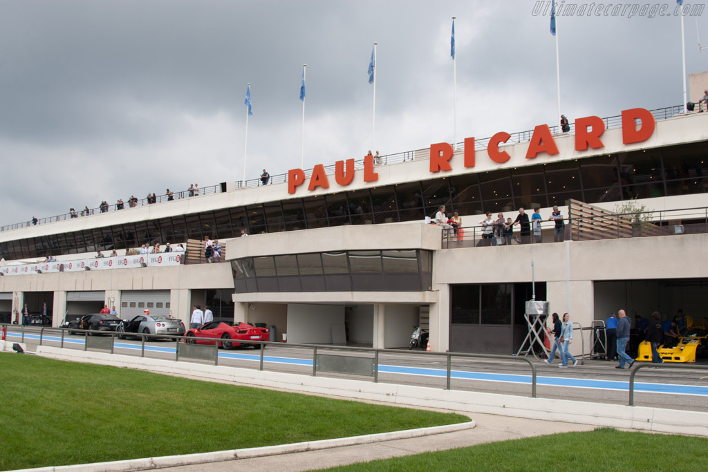 Welcome to Paul Ricard    - 2014 Dix Mille Tours