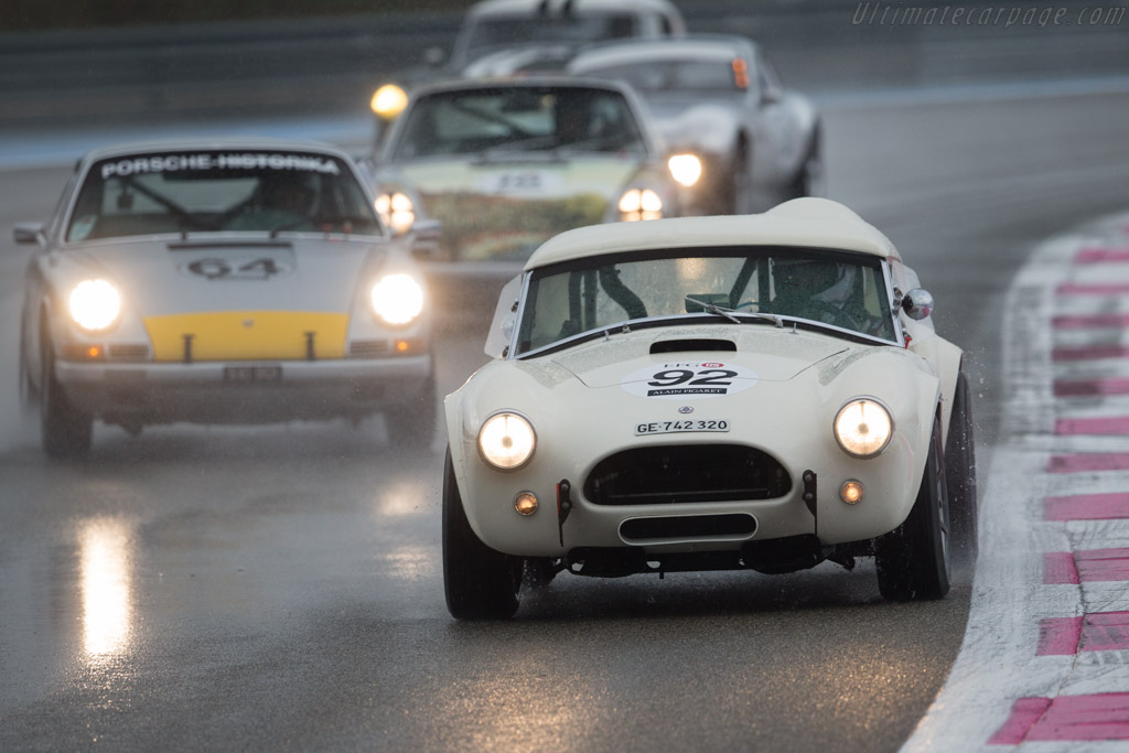 AC Shelby Cobra 289 - Chassis: CSX2647 - Driver: Claude Demole / Benjamin Monnay  - 2015 Dix Mille Tours