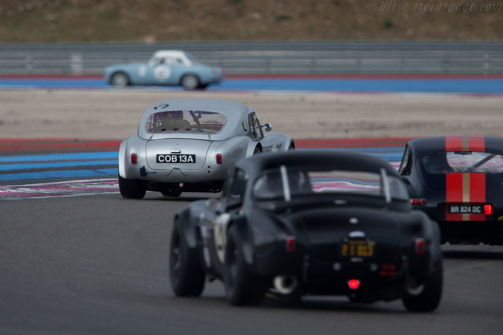 AC Shelby Cobra 289 - Chassis: CSX2157 - Driver: Andrew Beverley - 2015 Dix Mille Tours