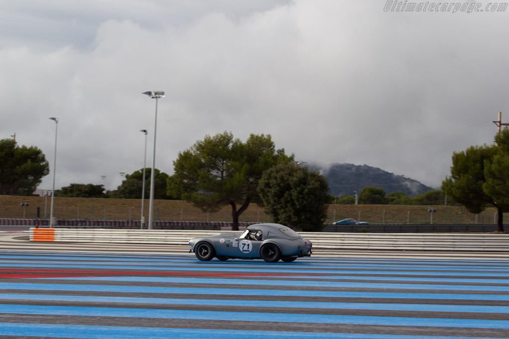 AC Shelby Cobra 289 - Chassis: CSX2111 - Driver: Pierre-Alain France / Erwin France  - 2015 Dix Mille Tours