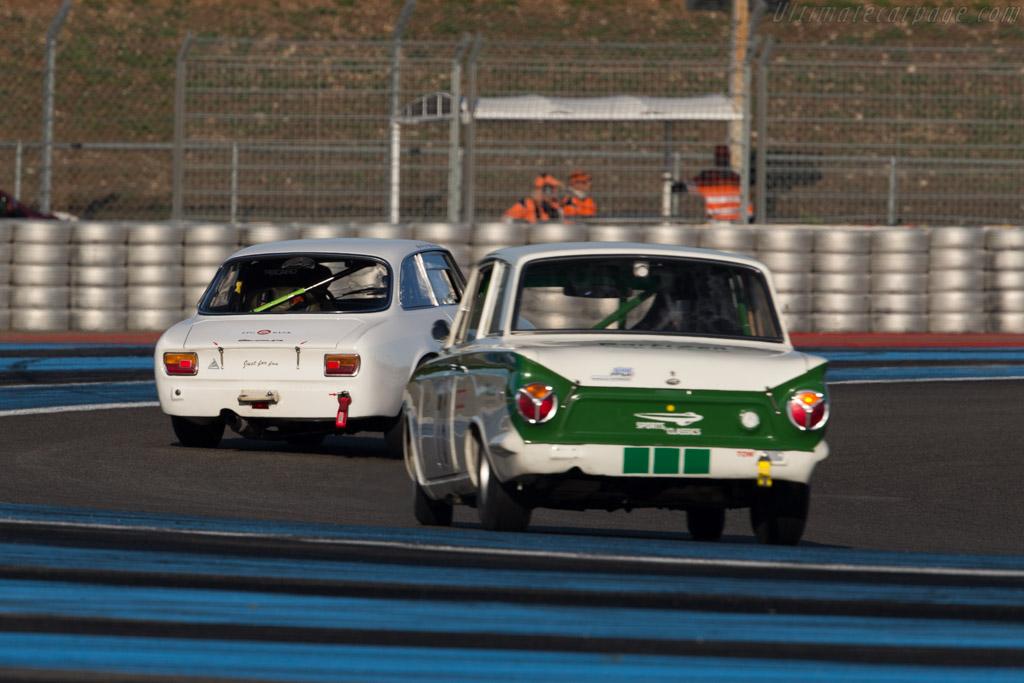 Alfa Romeo Giulia 1600 GTA - Chassis: AR613513 - Driver: Clive Joy / Jarrah Venables  - 2015 Dix Mille Tours