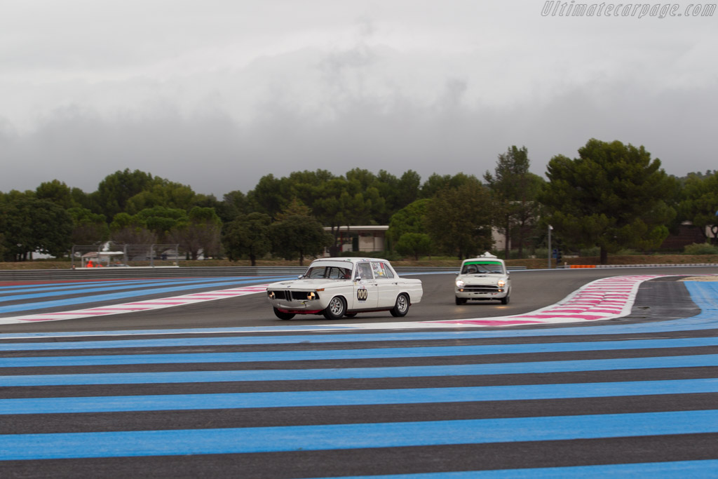 BMW 1800 TISA - Chassis: 995193 - Driver: Richard Shaw  - 2015 Dix Mille Tours