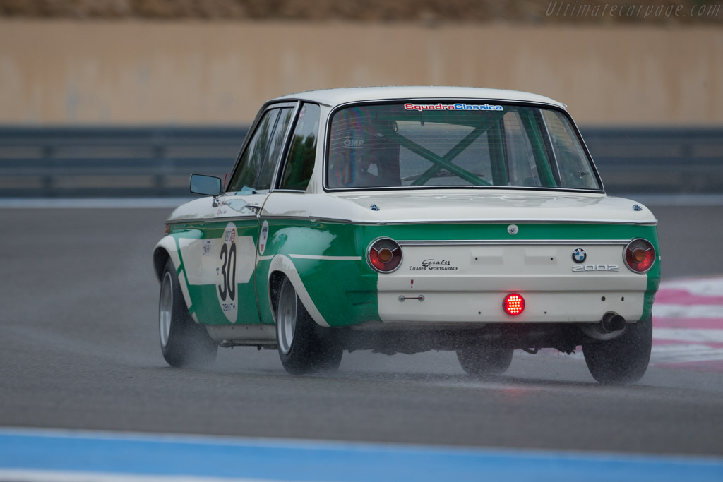 BMW 2002 TI - Chassis: 1649348 - Driver: Christian Traber / Nicolas Traber  - 2015 Dix Mille Tours