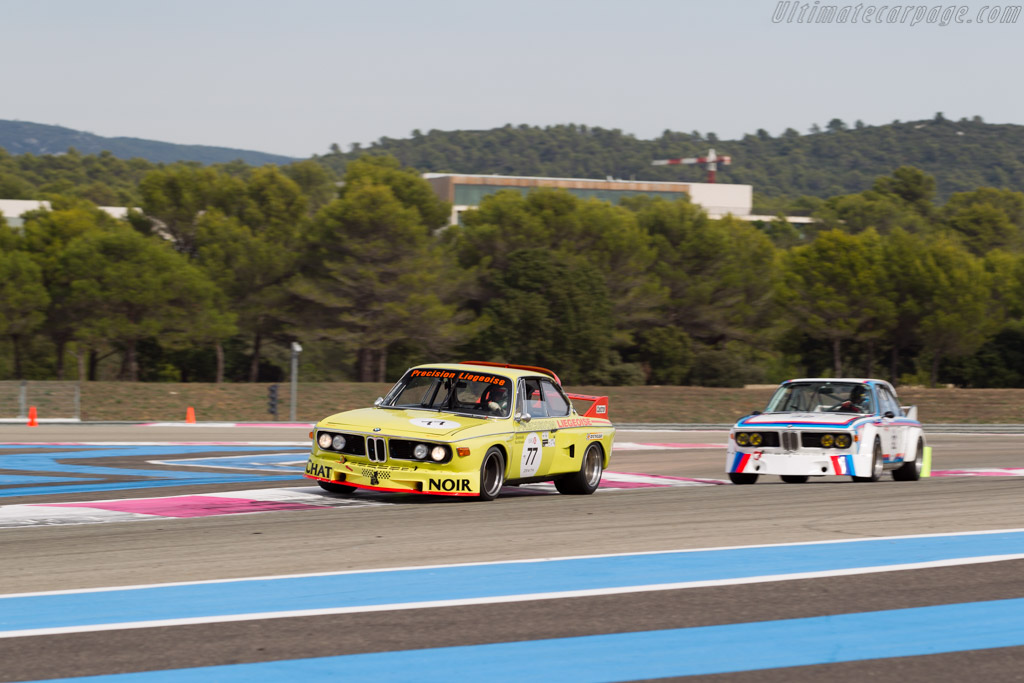 BMW 3.0 CSL - Chassis: 2211373 - Driver: Dominik Roschmann  - 2015 Dix Mille Tours