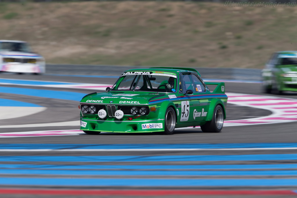 BMW 3.0 CSL - Chassis: 2240112 - Driver: Michel Mitharian  - 2015 Dix Mille Tours