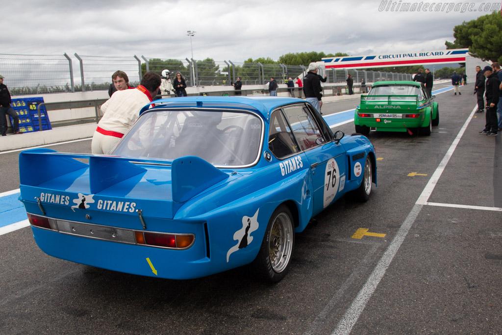 BMW 3.0 CSL  - Driver: Francais Leveque / Remi Gammal  - 2015 Dix Mille Tours