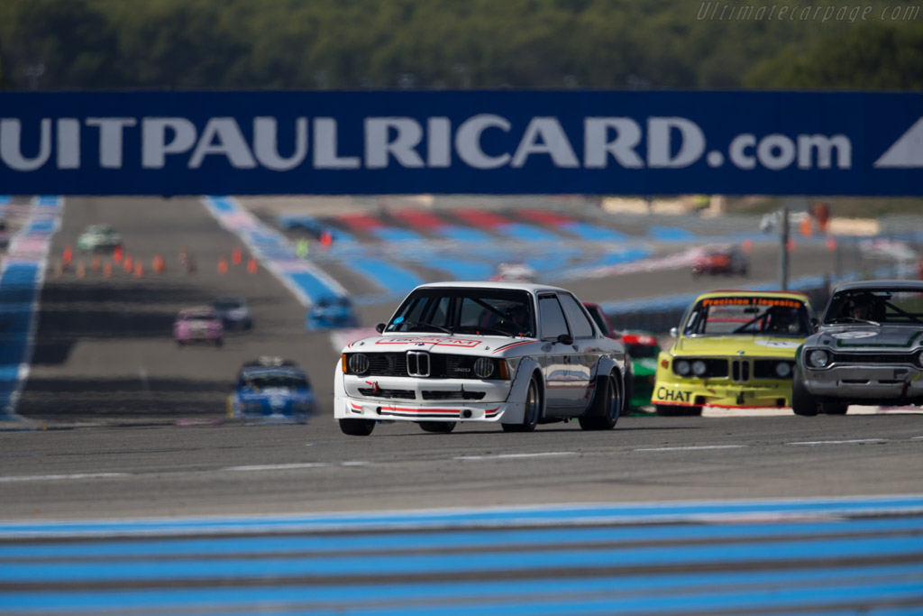 BMW 320 - Chassis: 4243199 - Driver: Benjamin Poron  - 2015 Dix Mille Tours