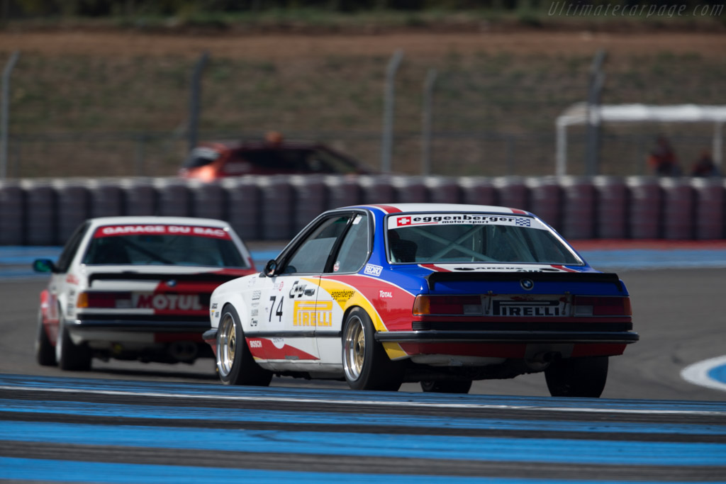 BMW 635 CSi Group A - Chassis: E24 RA2-40 - Driver: Alexander Rittweger / Sam Hancock  - 2015 Dix Mille Tours