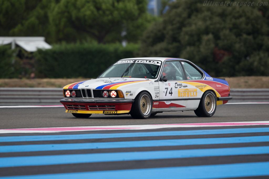 BMW 635 CSi Group A - Chassis: E24 RA2-40 - Driver: Alexander Rittweger / Sam Hancock  - 2015 Dix Mille Tours