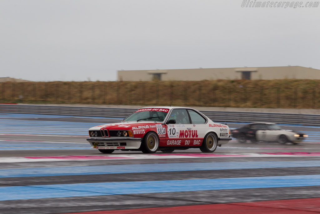 BMW 635 CSi Group A - Chassis: E24 RA2-38 - Driver: Paul Beddow  - 2015 Dix Mille Tours